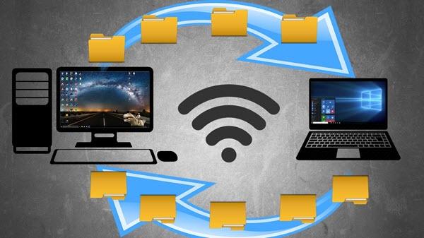Découvrez le nouveau partage de documents avec Windows 10 via bluetooth  ?