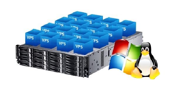 des serveur vps windows-linux