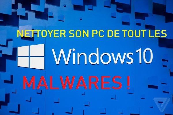 Comment désinfecter un PC qui ralentit vraiment à cause des virus ou malware ?