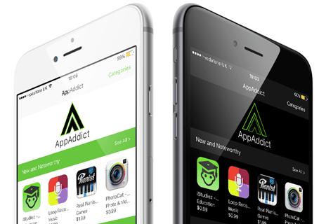 Brancher des apps iPhone