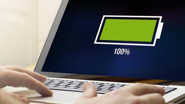 Question-réponse sur l'utilisation des batteries des ordinateurs portable.