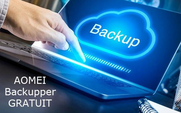 Comment sauvegarder sur un disque dur externe  ?