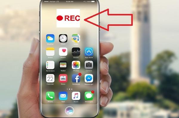 Comment enregistrer son écran avec son Iphone Apple Gratuitement !!