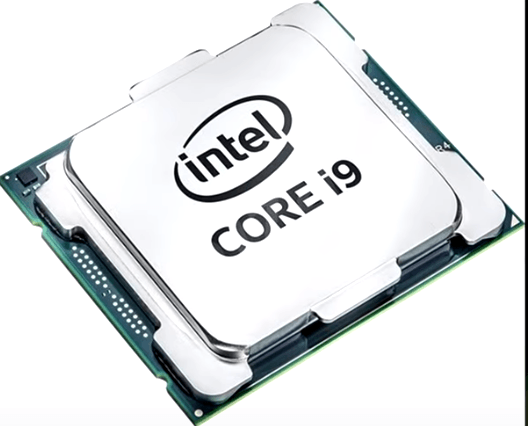 le processeur CORE I9 intel