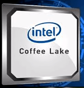 Processeur Coffe Lake de Intel