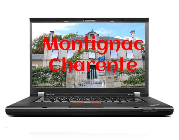 Monteiro depannage informatique montignac charente