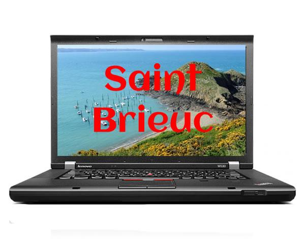 Dépannage informatique à Saint-Brieuc