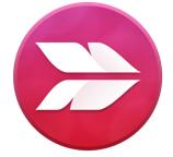 Icône skitch qui permet de faire des captures d'écran bande des annotations Mac OS