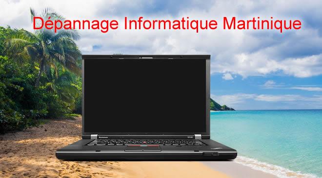 Dépannage informatique en Martinique