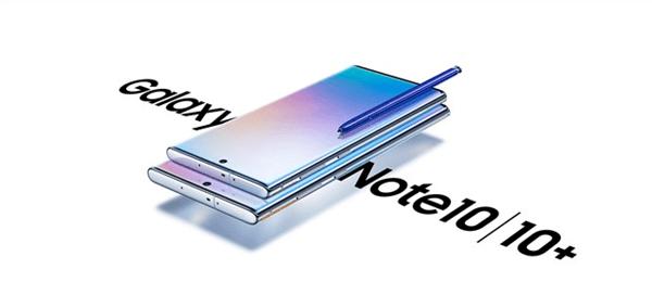 Samsung Galaxy Note 10 et Galaxy Note 10 Plus comment l'éteindre ?