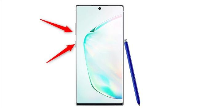 Comment Éteindre son Galaxy Note 10