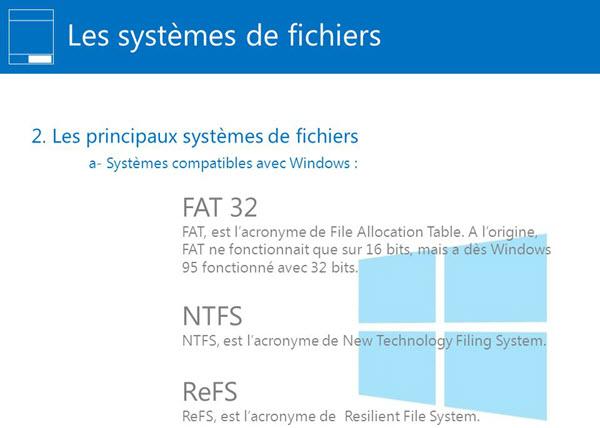 Qu'est-ce qu'un fichier système Windows?