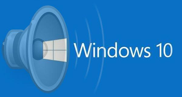 Problème pas de son dans Windows 10
