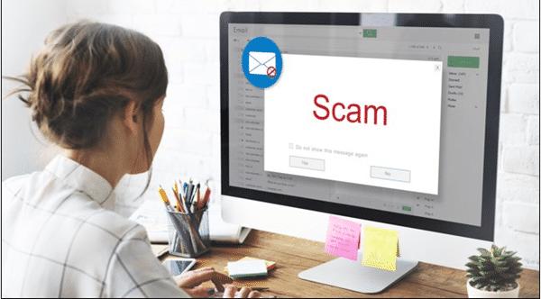 Comment faire si vous recevez un email d'hameçonnage ou phishing ?