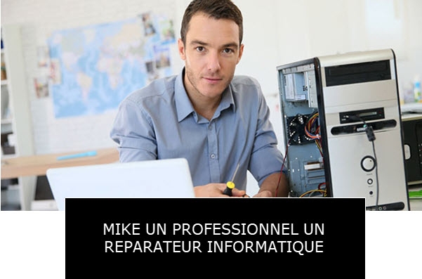 Mike un dépanneur informatique à distance