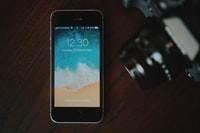 iPhone and Fujifilm Camera