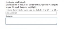 Envoyez un e-mail à n'importe quel numéro de mobile avec cette extension Chrome