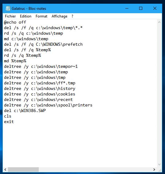 Comment supprimer les fichiers Windows inutiles ?