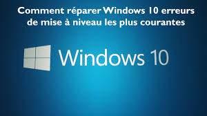 0Xc1900208 Correctif Windows 10 – Windows Update Impossible de lire les fichiers requis