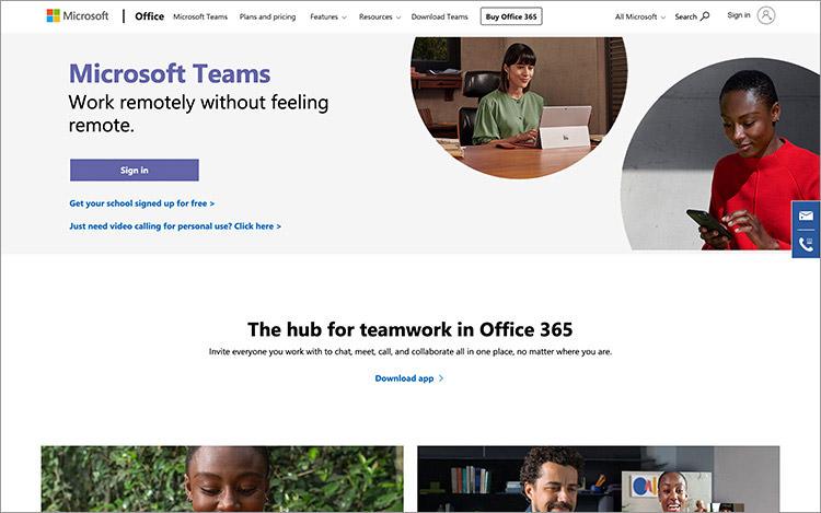 Équipe Microsoft
