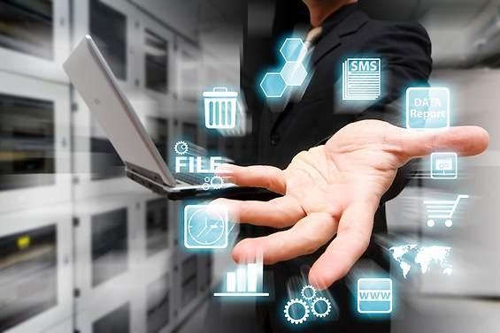 services informatiques aux entreprises