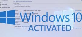 Comment activer gratuitement et légalement  Windows 10 sans logiciel ? (Avec les clés de licences en volume du type KMS)