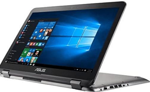 ASUS VivoBook Flip R518UA