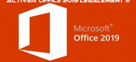 Comment Installez  GRATUITEMENT Office 2019 légalement avec activation ?