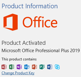 office activer png
