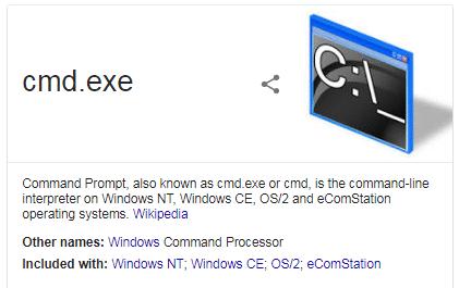 Comment démarrer une invite de commande sous Windows avec des droits d'administrateur?