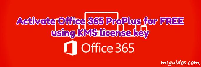 Un moyen légal d'utiliser Office 365 entièrement gratuit