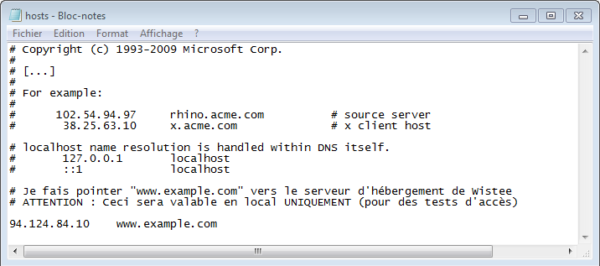 Comment utiliser le fichier Hosts sur Windows 10 ?