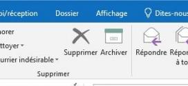 Outlook 2016 et Outlook 2019 – Comment réparer le probleme de la signature de Outlook ?
