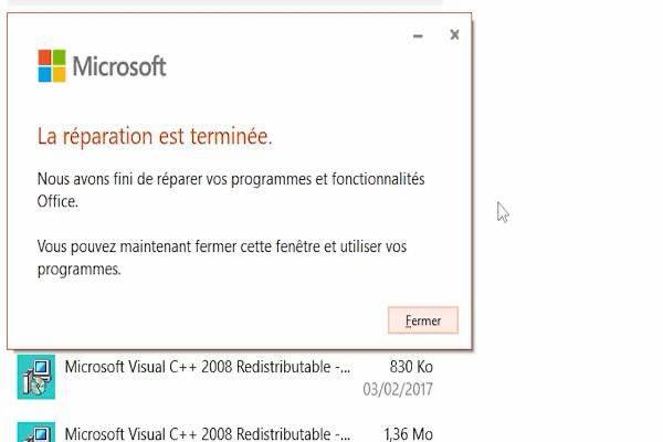 Pour tout autre problème avec Microsoft 365 vous pouvez utiliser le site web : support.office.com
