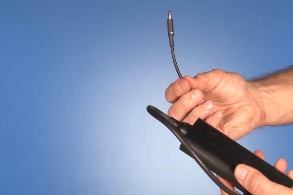 Sur les portables, vous pouvez voir une led d'alimentation sur l'adaptateur secteur.